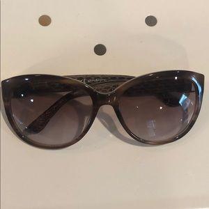 Gently worn Ferragamo sunglasses